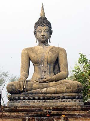 Theravada Buddha Thailand