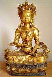 Buddha Vajrasattva, Tibet